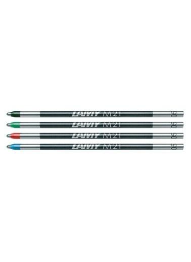 Lamy Çok Fonksiyonlu Kalemler Için Tükenmez Refili Renkli